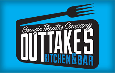 Outtakes Kitchen & Bar Logo