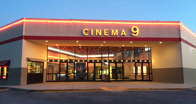 Kings Bay Cinemas Exterior