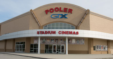 Pooler Cinemas Exterior