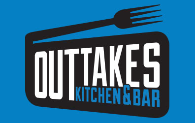 Outtakes Kitchen and Bar Logo