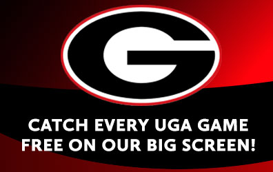 UGA Football Logo