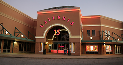 Galleria Mall Cinemas Exterior