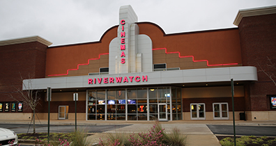 Riverwatch Cinemas Exterior