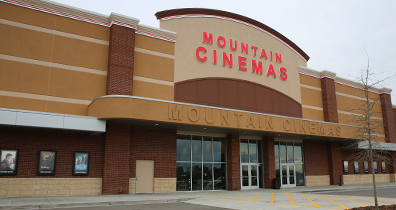 Mountain Cinemas Exterior