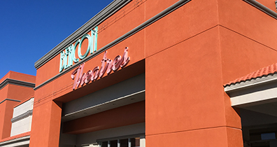 Beacon Brooksville Cinemas Exterior